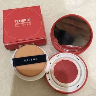 Missha Cream Blush