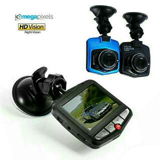 2.7-inch Wide Angle Vehicle Dashcam - GT300