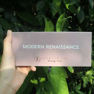 Anastasia modern renaissance eyeshadow