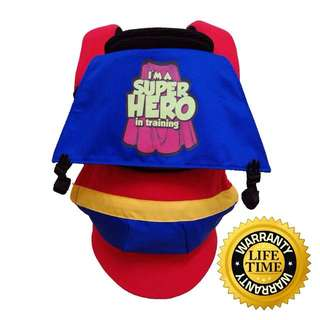 Tugeda Air Superhero In Training Baby Carrier (Standard)