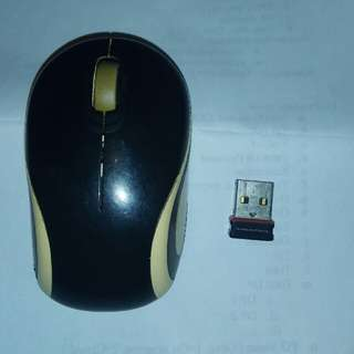 jual mouse wireless Logitech