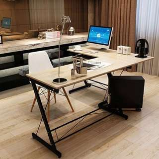 Office table or Study table (L-shaped)