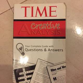 Time Creative Analysis