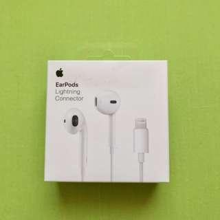 Apple EarPod Lightning Connector Ori BNIB