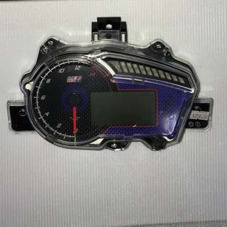SNIPER 150 EXCITER MXKING Y15ZR UMA RACING SPEEDOMETER PLUG N PLAY 8 COLOURS BACKLIGHT