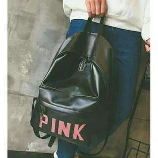 "Victoria's Secret ""PINK"" Inspired Bagpack"