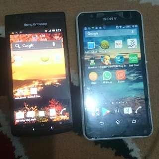 jual borongan hp Sony Ericsson Arc & Sony Xperia e4g