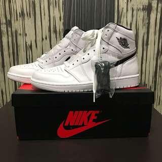 Nike Air Jordan 1 Retro High OG White