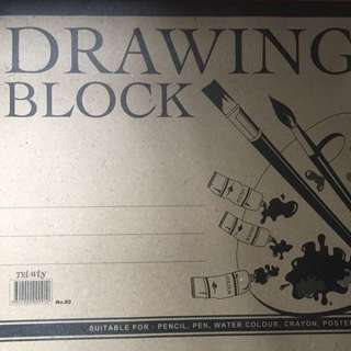 Drawing block x2