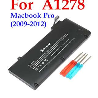 Apple Macbook Pro Battery A1322 For A1278 Macbook Pro 2009 -2012
