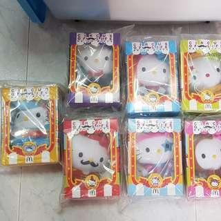 Hello kitty circus set