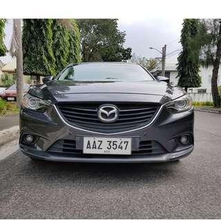 Mazda 6 2014 2.5 Skyactive Automatic w/ Complete CASA records