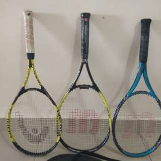 Tennis Racket (all for30)
