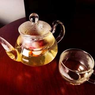 桂圓紅棗枸杞茶 < 1. 細袋裝 - 價格$30 (內附5個茶包) > 、  < 2. 大袋裝 - 價格$50 (內附10個茶包)>