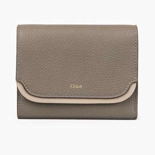 Chloé EASY SMALL TRI-FOLD 代購