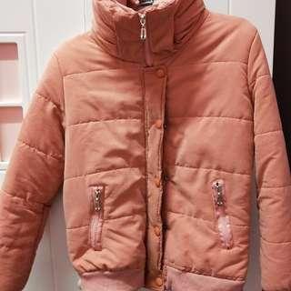 棉質防風純棉外套