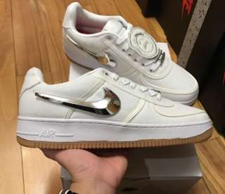 Nike Travis Scott Air Force 1