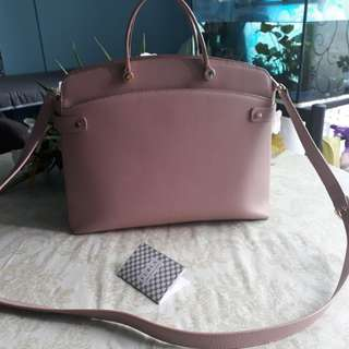 Nice Pink Furla Working Bag