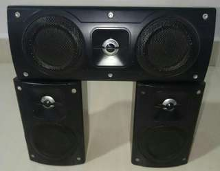 Selling Sharp Surround Speakers