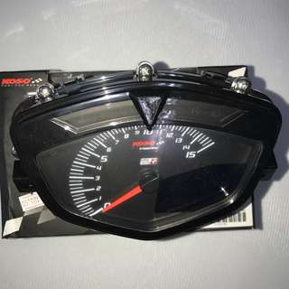 SPARK 135 LC135 KOSO SPEEDOMETER METER 8 COLOURS BACKLIGHT