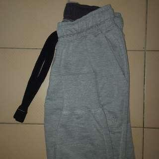 Cotton on grey slim fit sweatpants