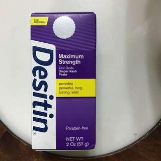 Desitin Diaper Rash Cream 57g