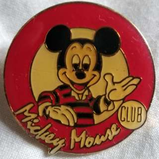 Mickey Mouse 襟章