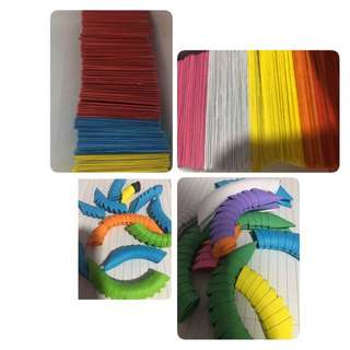 3D Origami Papers