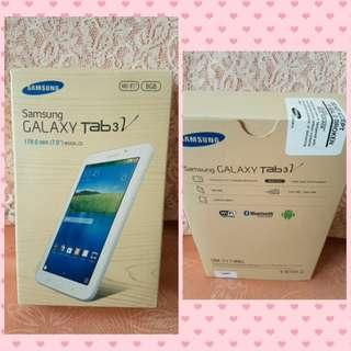 Samsung Galaxy New Tablet 3
