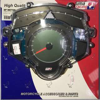 JUPITER MX LC135 UMA RACING SPEEDOMETER METER COLOUR BACKLIGHT