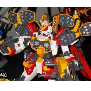 MG Custom Build Heavyarms Gundam