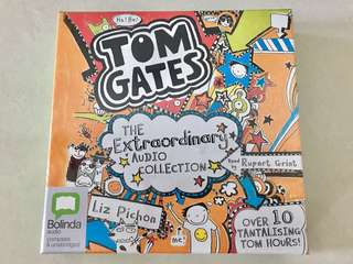 Brand New Tom Gates: The Extraordinary Audio Collection - 10 CDs (Collection)