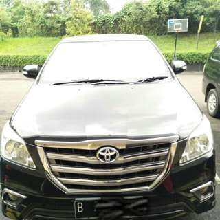 Innova Luxury V matic 2014