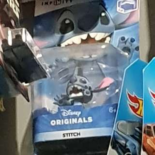 Stitch collectibles