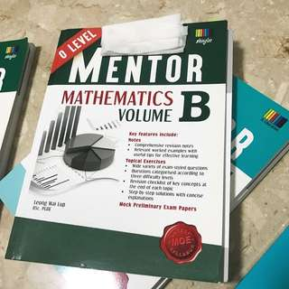 O Level Mathematic Book B
