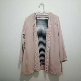 Outer baby pink