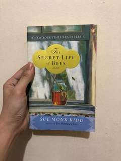 The Secret Life of Bees by Seu Monk Kidd