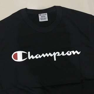 [ORIGINAL] Champion Tshirt Big Script