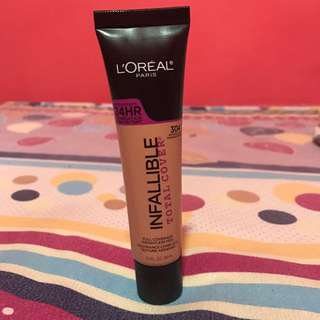 Loreal Infallible Total Cover Foundation