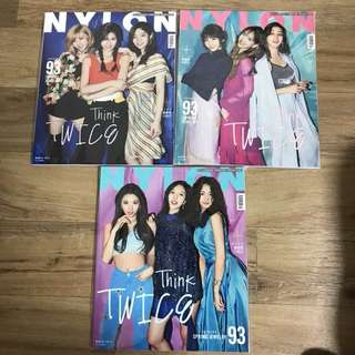 Nylon March 2018 (Feat. TWICE)