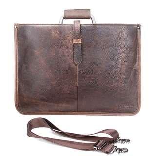 Genuine Leather Bag for Men (PN118)