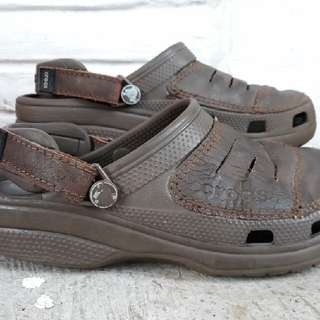 Sandal Crocs Yukon Leather