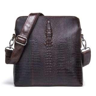 Genuine Leather Bag for Men (PN119)
