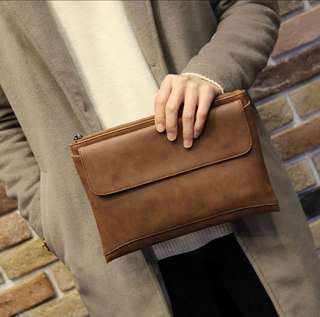 Men's Clutch Bag