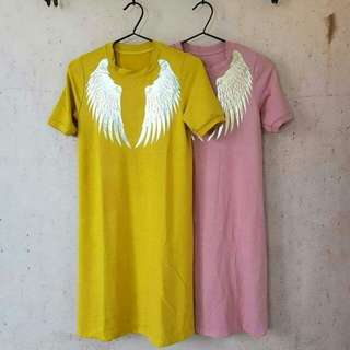 Dress Kaos Import (SS)