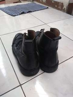 Brygan Boots Leather
