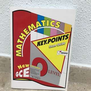 O Level Mathematics Key Point Exam Guide