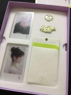 IU 李知恩 官方fanclub Uaena 一期會員禮物boxset