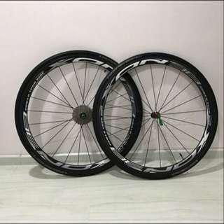 X On 38mm Carbon Wheelset
