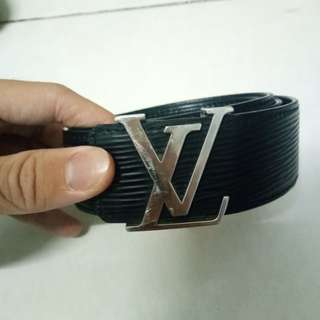 Original LV Belt black color